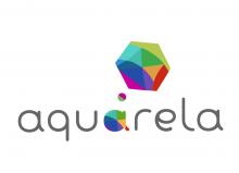 Logo de Agencia Digital Aquarela