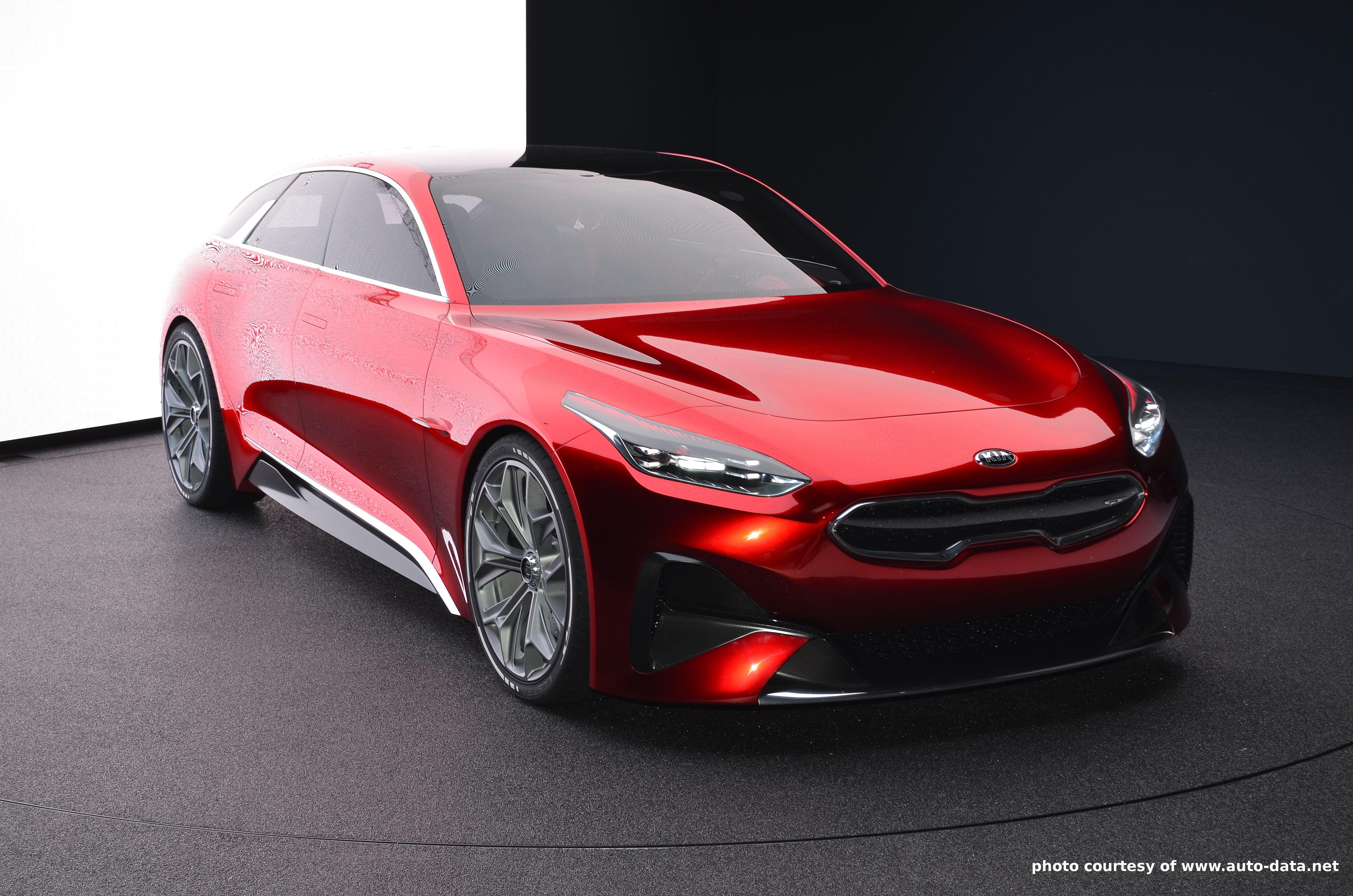 Kia Proceed Concept At The 2017 Frankfurt Motor Show Cool Cars Tyre Size Car Kia proceed concept frankfurt motor show
