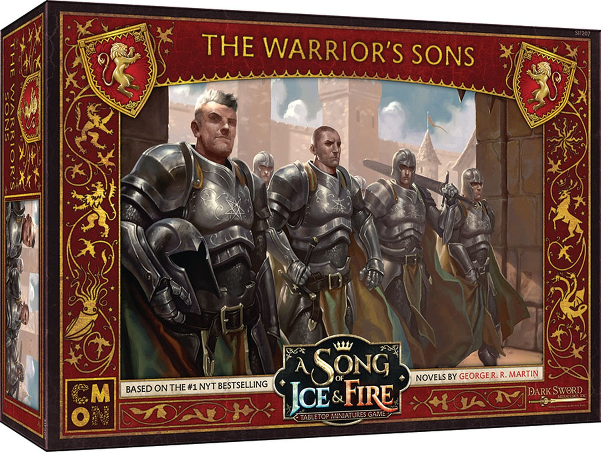 A Song Of Ice Fire Tabletop Miniatures Game Lannister The