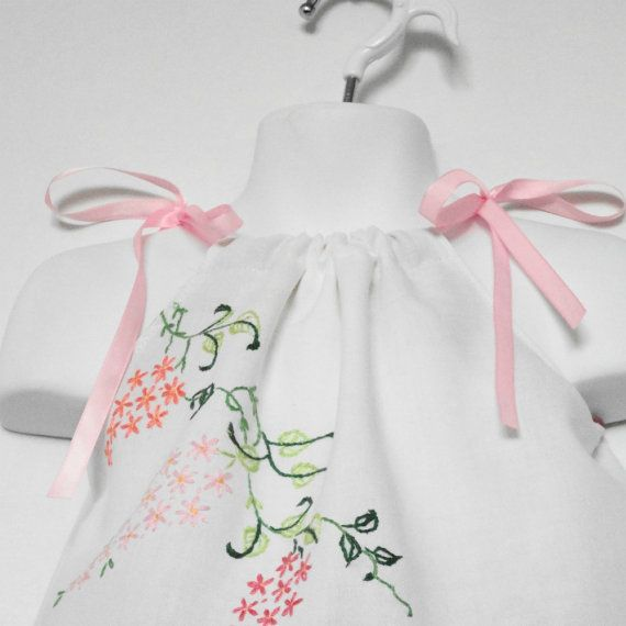 Baby Girl Pillowcase Dress