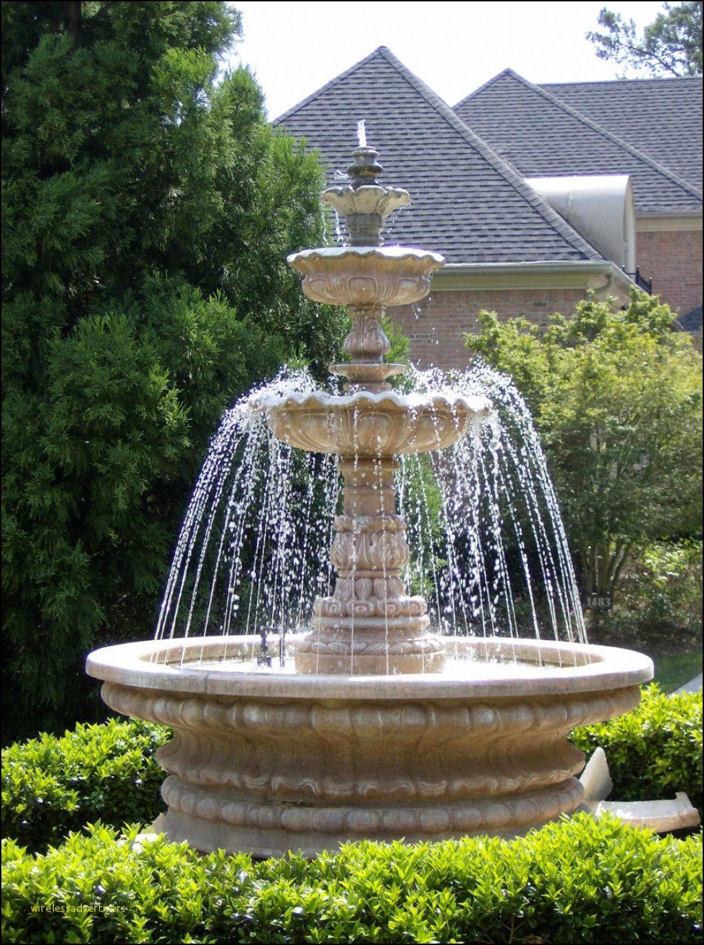 23 Impressive Water Fountain Ideas For Your Spring Garden Intdsg Water Fountains Outdoor Fountains Outdoor Water Fountain Design Modern outdoor water fountain canada