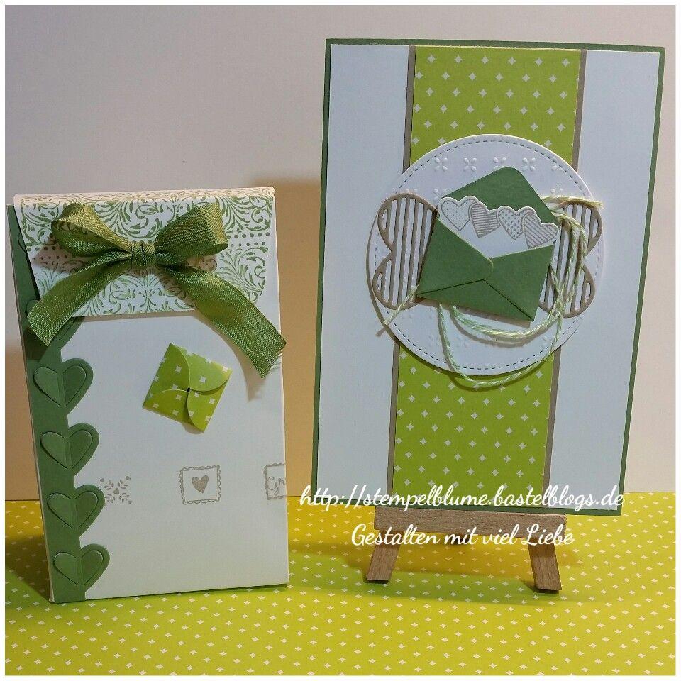 Geschenkset für Mutti, finde es aber vielseitig einsetzbar. Neue In Color Limette, bin verliebt...