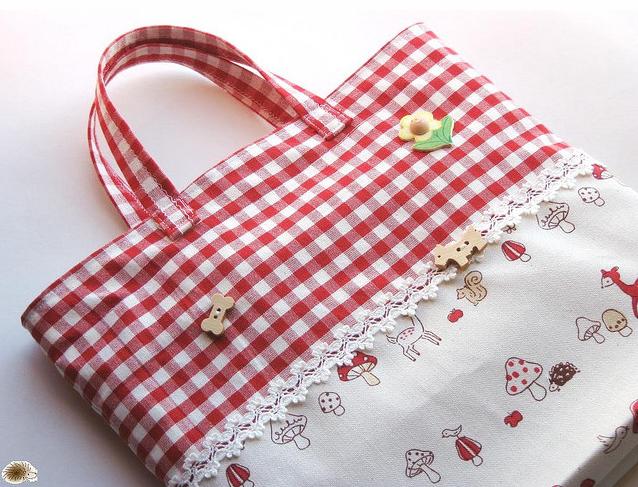 Entre barrancos manualidades bolsas guarda todo - Bolsas de tela manualidades ...