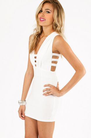 2ed3e361b4 Makayla Bodycon Dress $35 at www.tobi.com | NIGHT OUT in 2019 ...