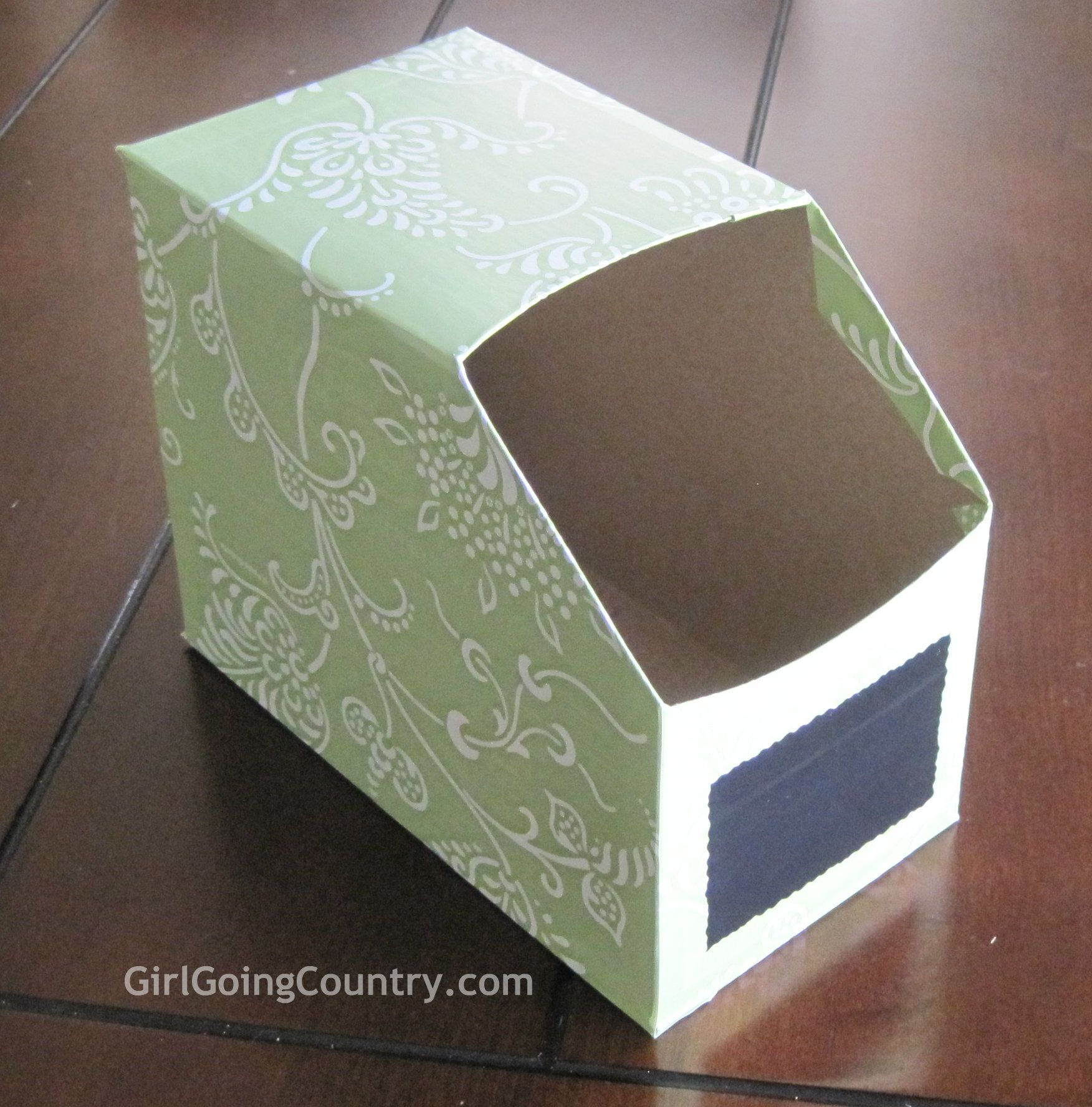 Pantry organizers made from K