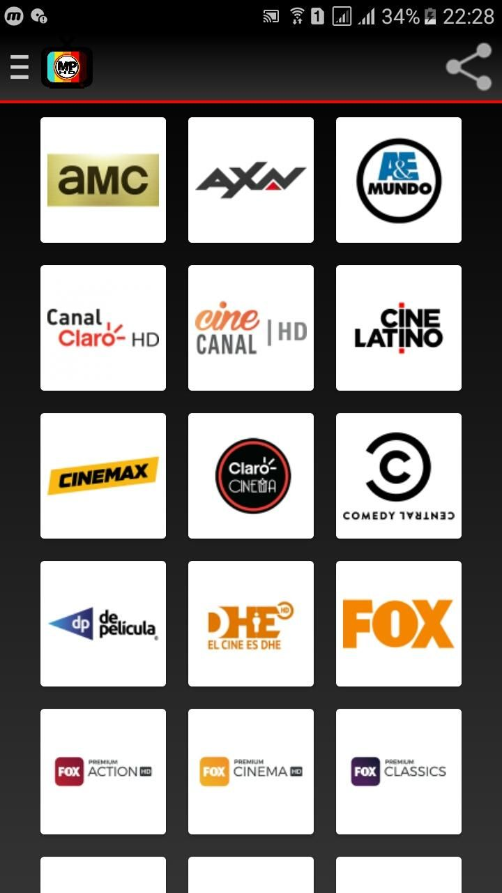 Mauriproiptv Television Apk Watch Free Live Tv Channel Android