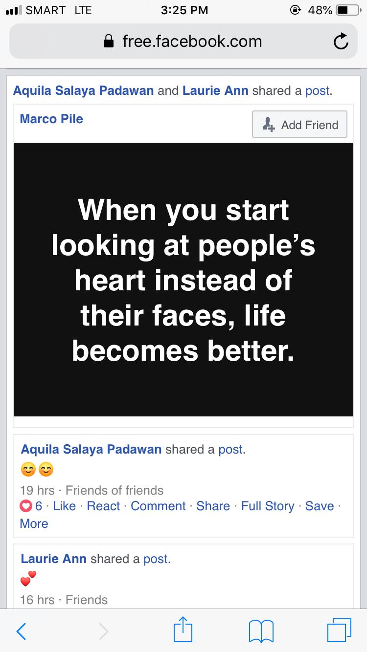 Pin By Sheena Artista On Facebook Meme Free Facebook Padawan Ads
