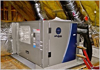 Go green when doing your heating and air conditioning!