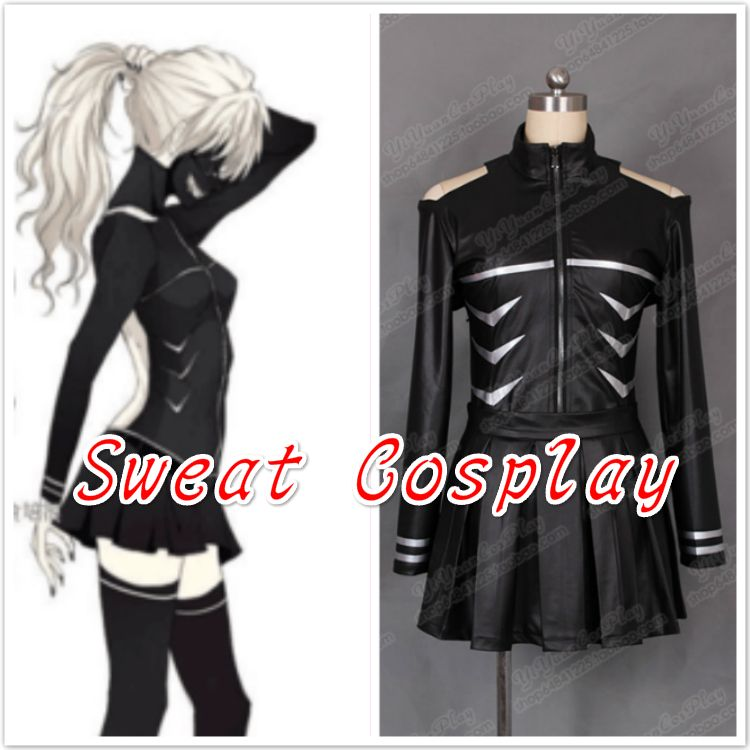 236ce0627 Tokyo Ghoul Cosplay Costume Women female Ken Kaneki Uniform Anime Halloween  Costumes for women girls(China (Mainland))