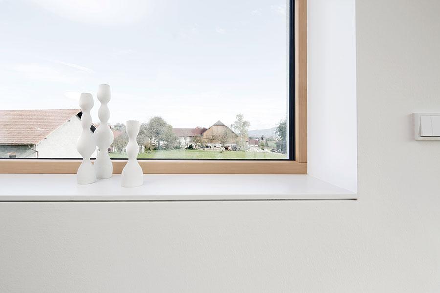 Linea Fensterbank von Helopal (Bensheim) oder HausFux