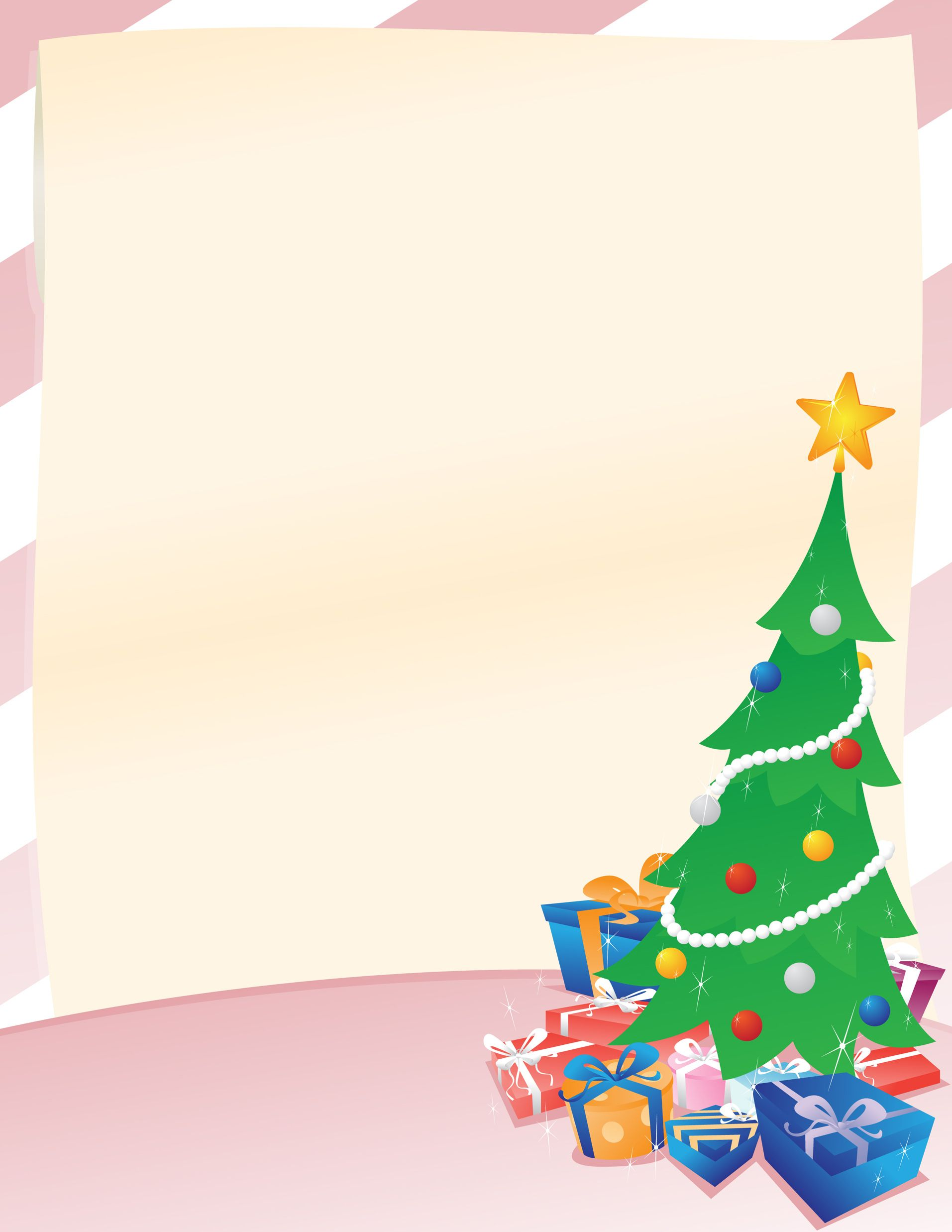 Free Christmas Flyer Designs White, Blue, Orange, Red
