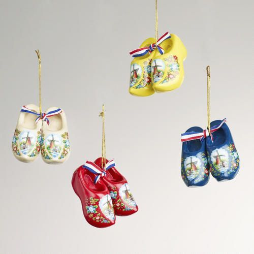 Image Result For Dutch Wooden Shoes Christmas Ornament Travel