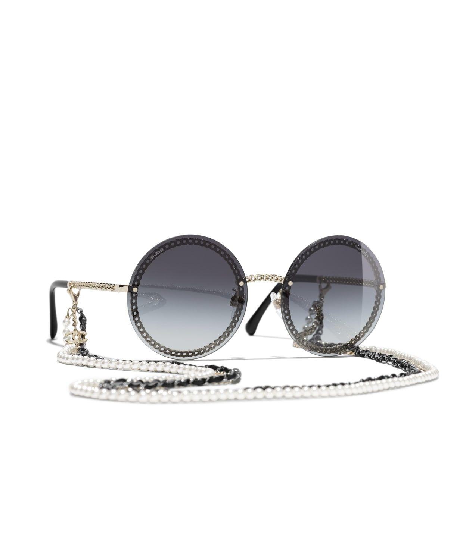 779e3183f9 Round Sunglasses Gold eyewear en 2019 | Eyewear | Moda, Accesorios y ...