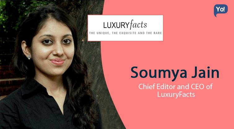 Soumya Jain - Yo! Success