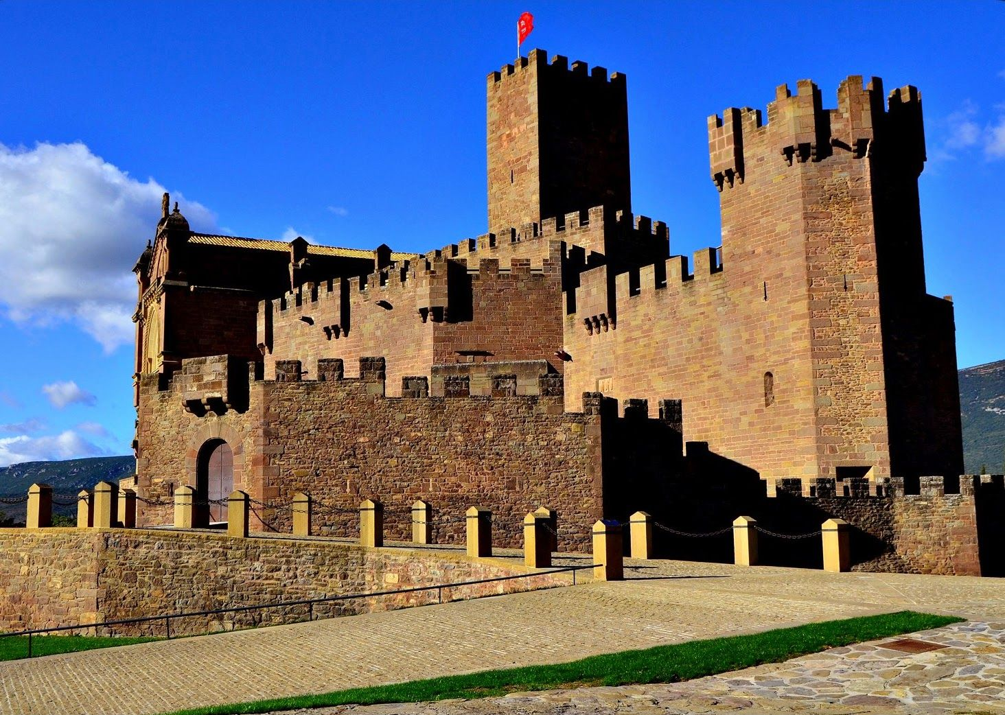 Castillo de Javier, España