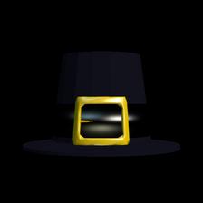P3d In Your 3d Online Pilgrim Hat Chevrolet Logo Vehicle Logos