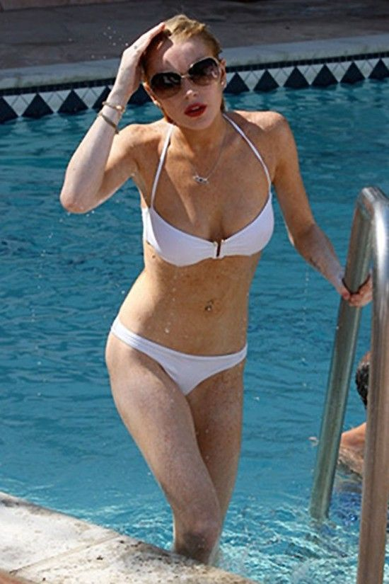 Apologise, but, Lindsay lohan bikini ass join. agree