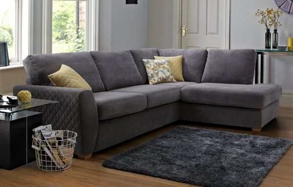 Fabric Sofas That Are Perfect For Your Home Dfs Grey Corner Sofa Dfs Grey Corner Sofa Corner Sofa Living Room