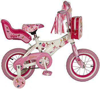 Girls 12 inch bike