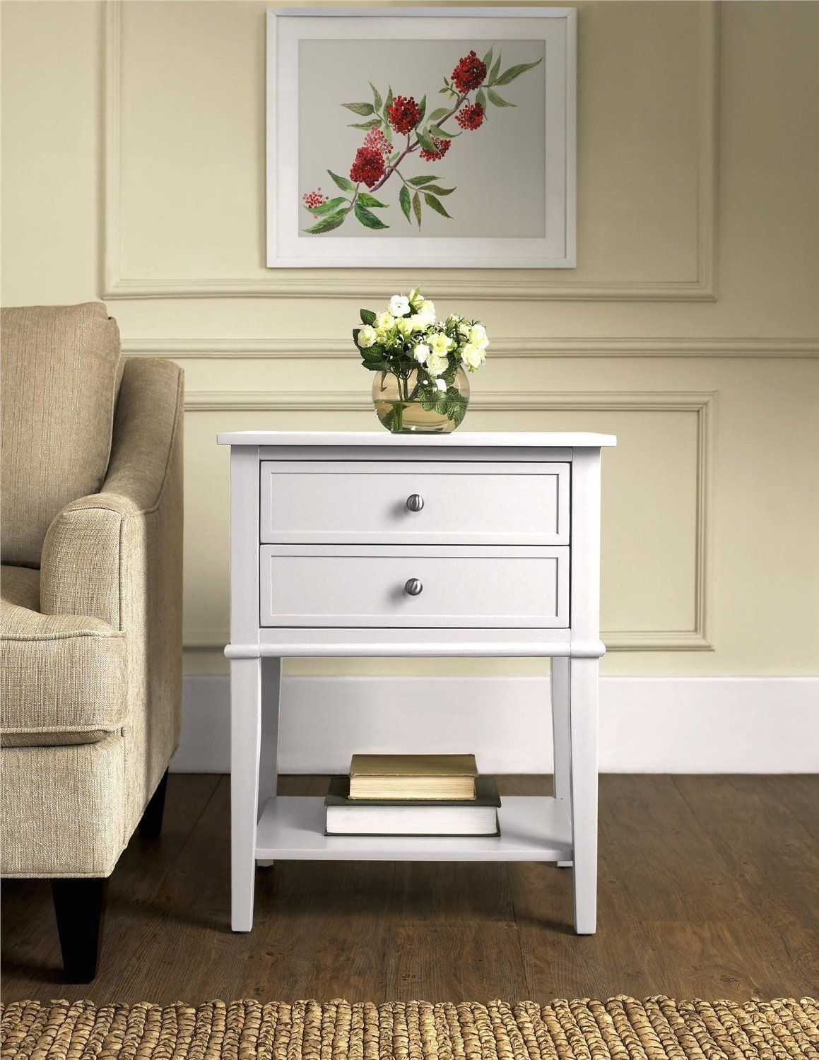 Altra Furniture Franklin Accent Table with