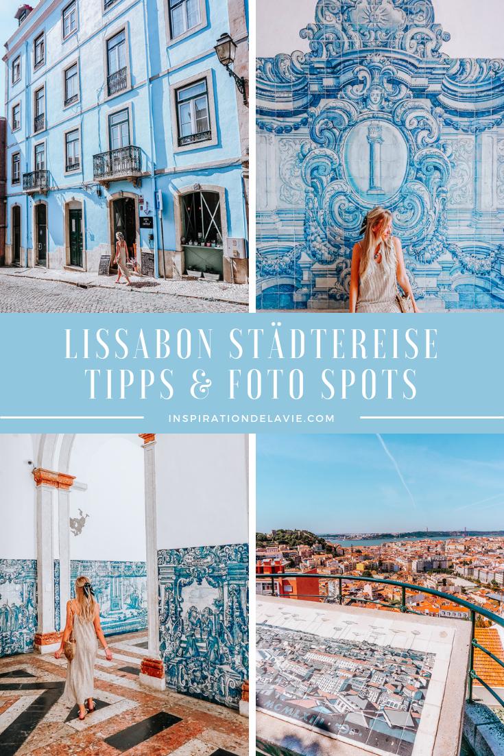 Lissabon - Die besten Instagram Spots und Foto Locations für deinen Städtetrip #bestplacesinportugal