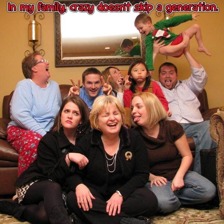 Family Captions: You Cant Live Without Them