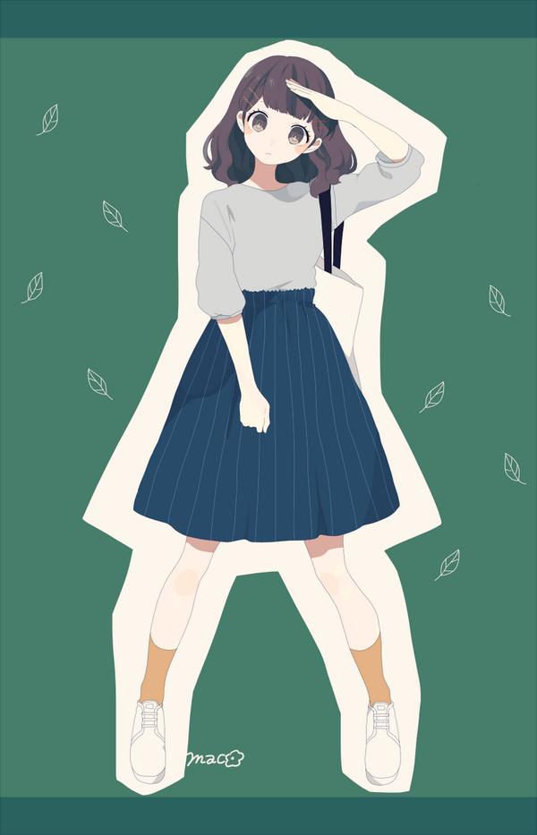 Girlおしゃれまとめの人気アイデアpinterest Hạ An Anime Art