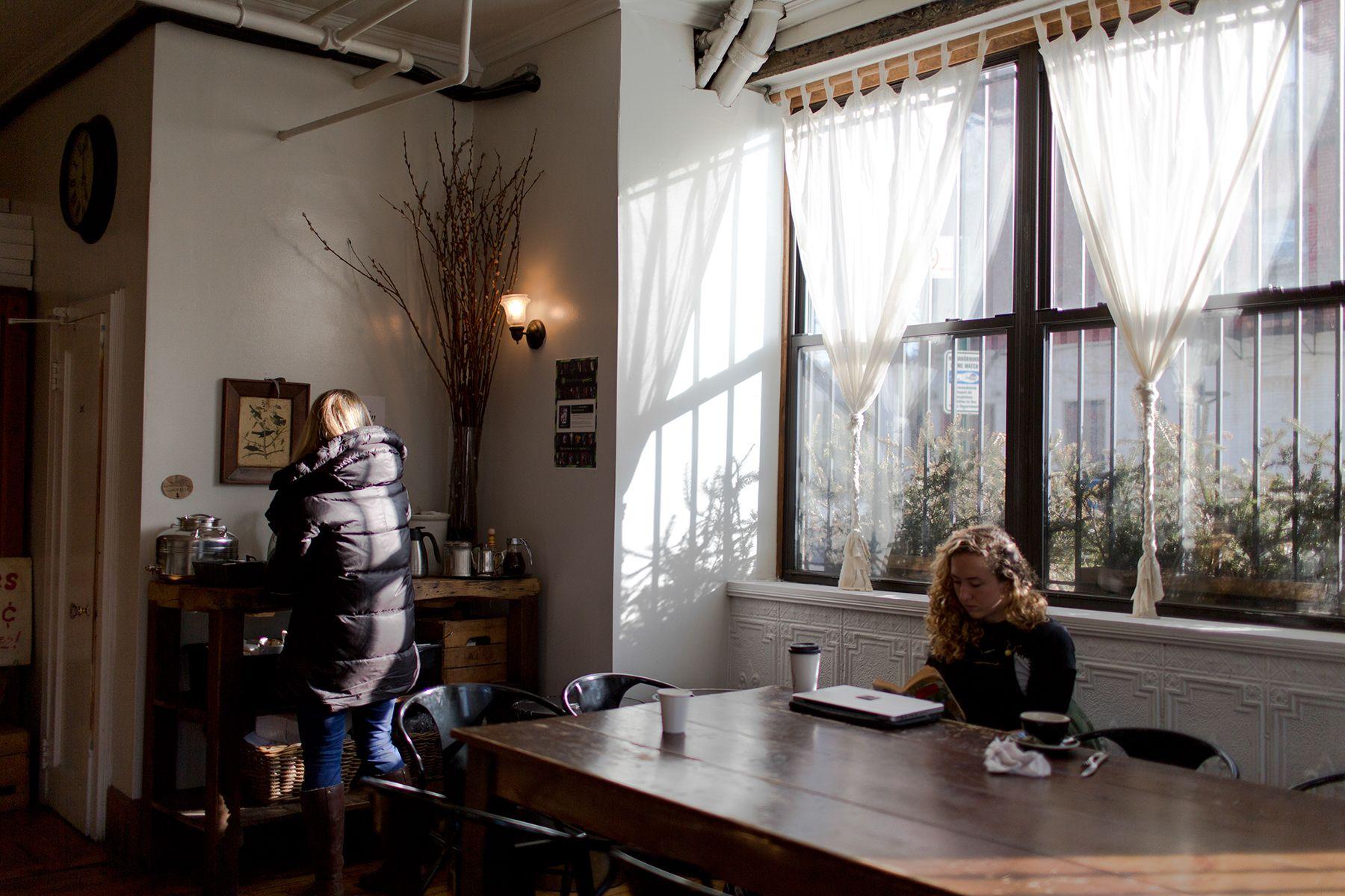 Brooklyn: Four & Twenty Blackbirds Kinfolk
