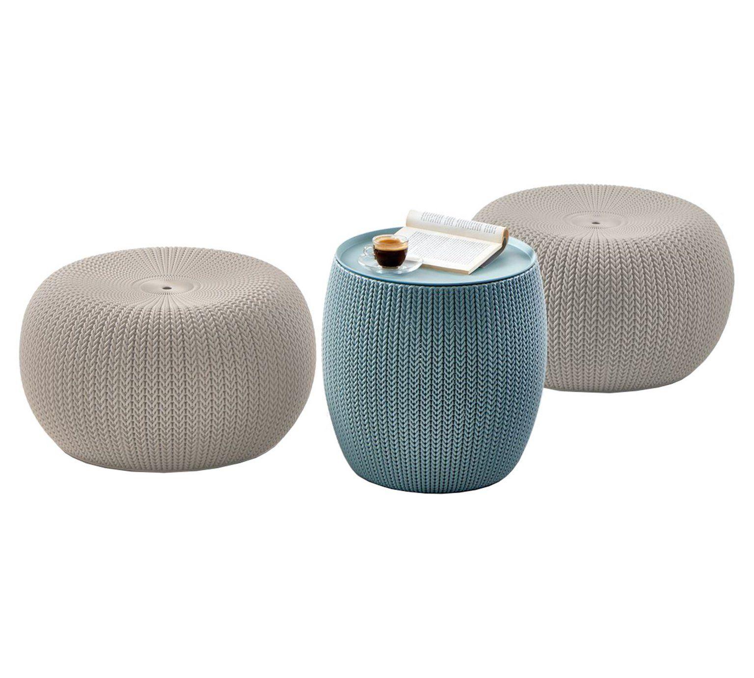Buy Keter Knit Pod Set at Argos.co.uk Your Online Shop