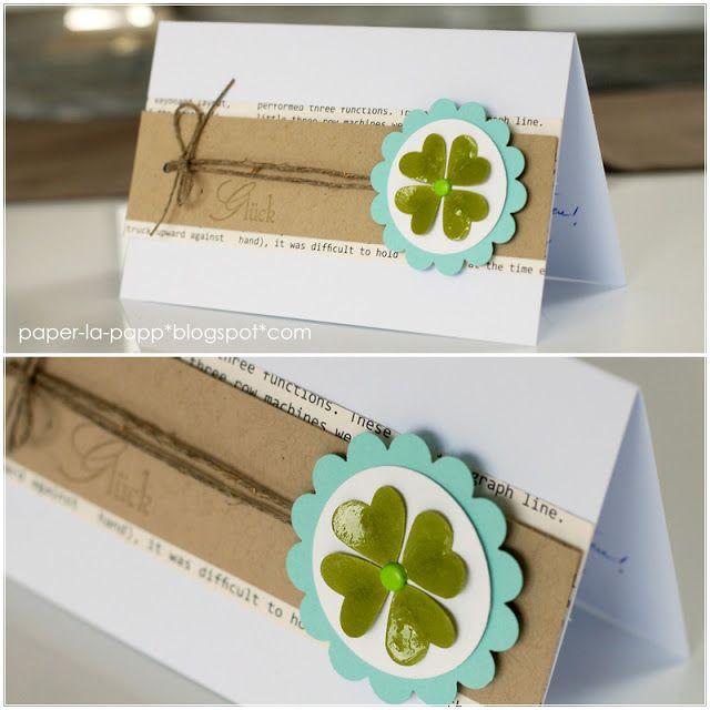 paper la papp stampin up demo in nrw cards gl ck. Black Bedroom Furniture Sets. Home Design Ideas