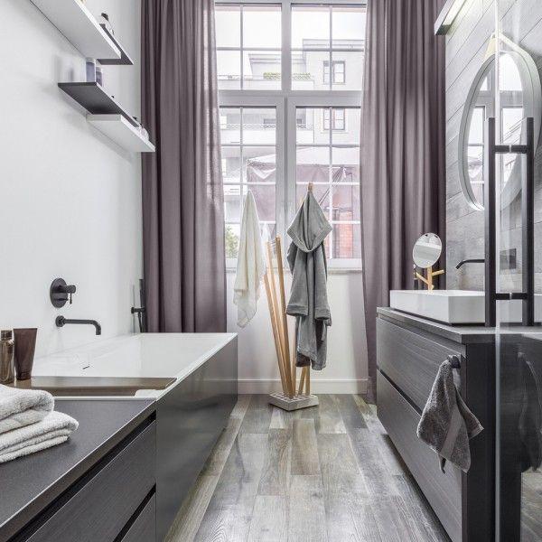 Zimmer Einrichten Modernes Badezimmer Einrichten Grau
