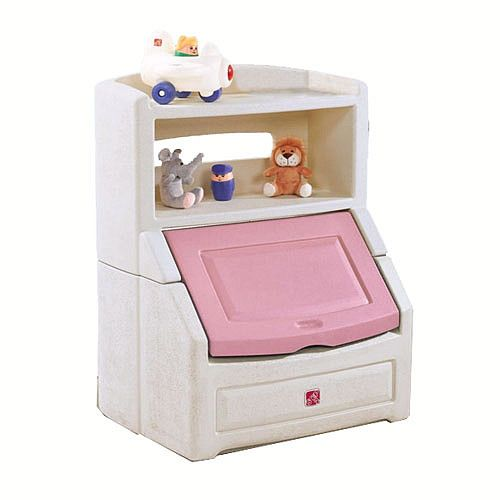 Step2 Lift And Hide Book And Storage Case Pink Step2 Toys R Us Storage New Baby Products Hidden Book