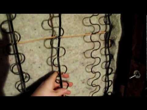 How To Repair Sagging Couch Springs For The Home Diy