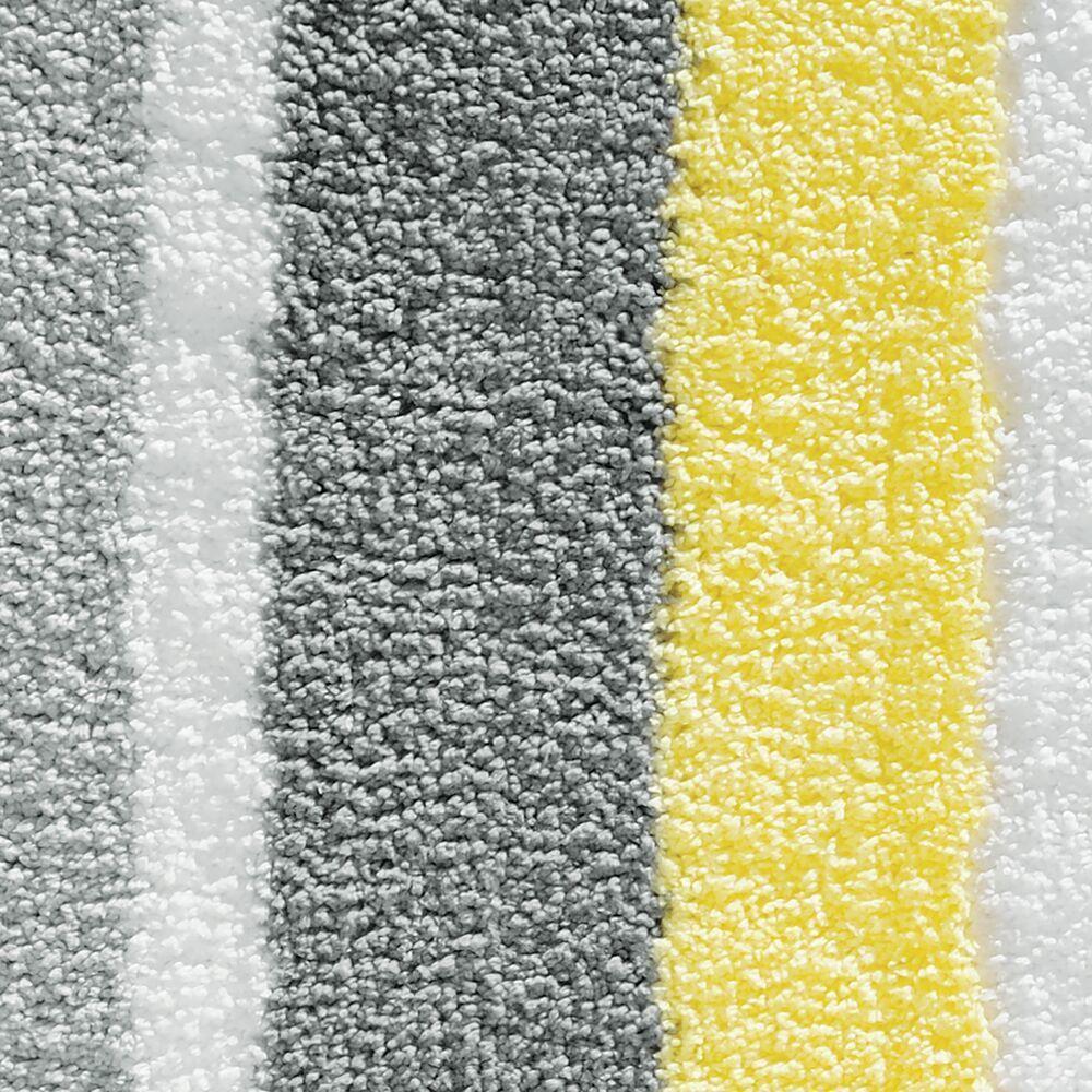 Microfiber Spa Bath Mat Non Slip Bathroom Rug Combo Striped Print In 2020 Bathroom Rugs Stripe Print Bathroom Rug Sets