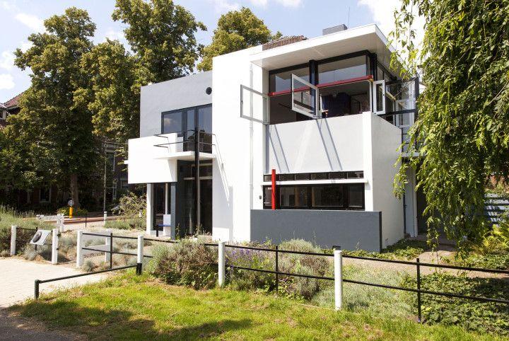 La Casa Schröder, de Gerrit Rietveld. Las casas del siglo (4/26)