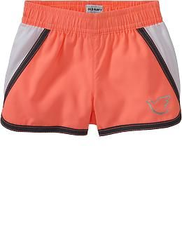 Active Running Shorts for Toddlers. So cute!