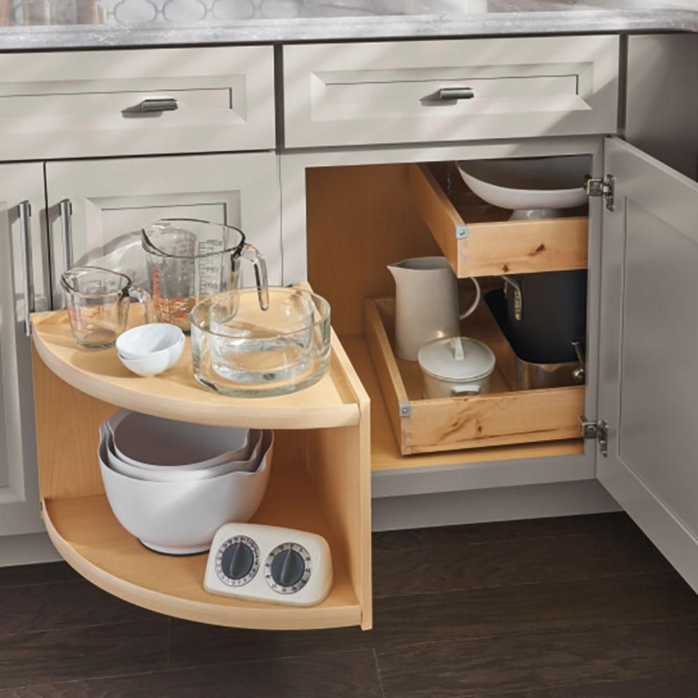 Thomasville Classic Custom Kitchen Cabinets Shown in ...