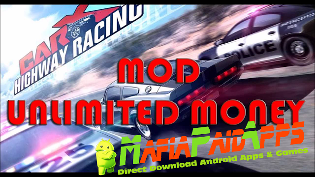 CarX Highway Racing 1.54.2 Apk  Mod (Unlimited Money)  Data for android    CarX Highway Racing Apk  CarX Highway Racing is a Racing game for android  Download last version of CarX Highway Racing Apk  Mod (Unlimited Money)  Data for android from MafiaPaidApps with direct link  CarX Highway Racing is the first ever mobile racing game focused on pure realistic physics and ultimate driving experience.   Face dozens of rivals evade a relentless police and explore various highways.   Are you tired…