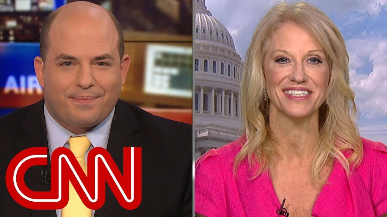 Video Stelter Presser Kellyanne Conway On Trump S Russia Tweets Http Thewebernetwork Com Stelter Presser Kellyanne Conway On Conway Trump Kayleigh Mcenany