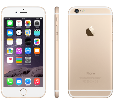6e837461838 Apple iPhone 6 64GB - Telefoner - Telefoni - Privat - Telia.se ...