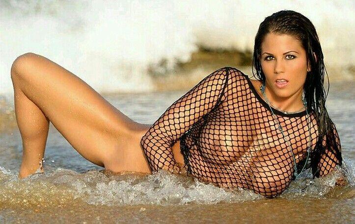 Girl christine lemaster nude boobs laine bikini