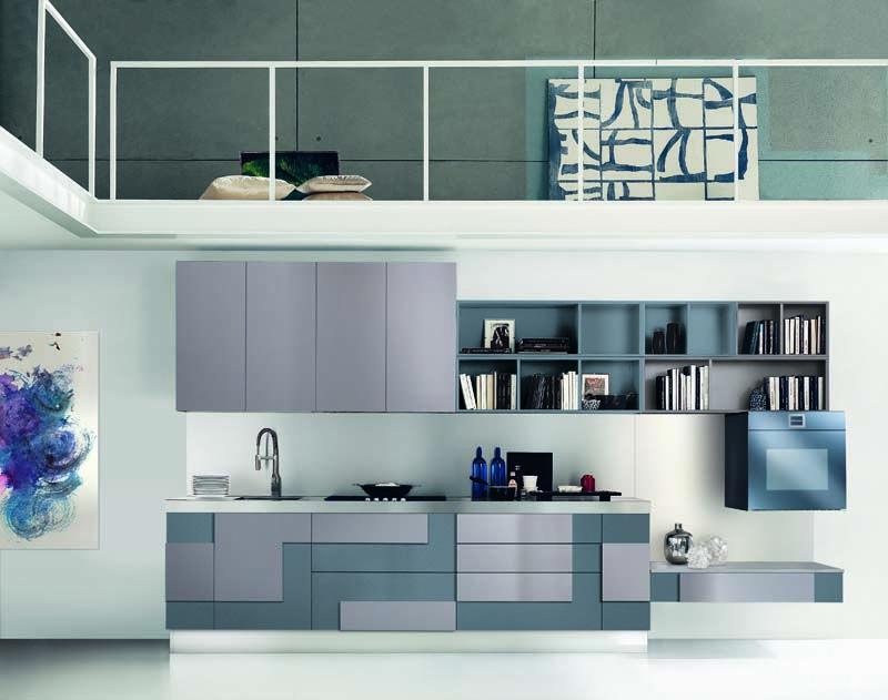 Creativa lascia spazio all\'immaginazione. Una cucina unica da ...