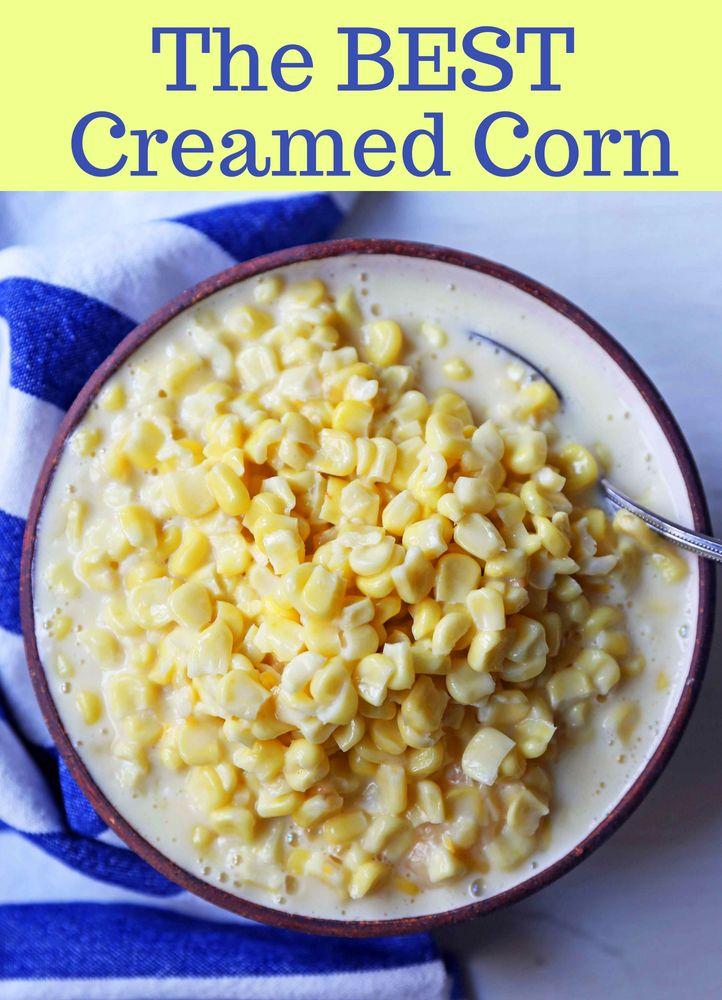 Gulliver's Creamed Corn