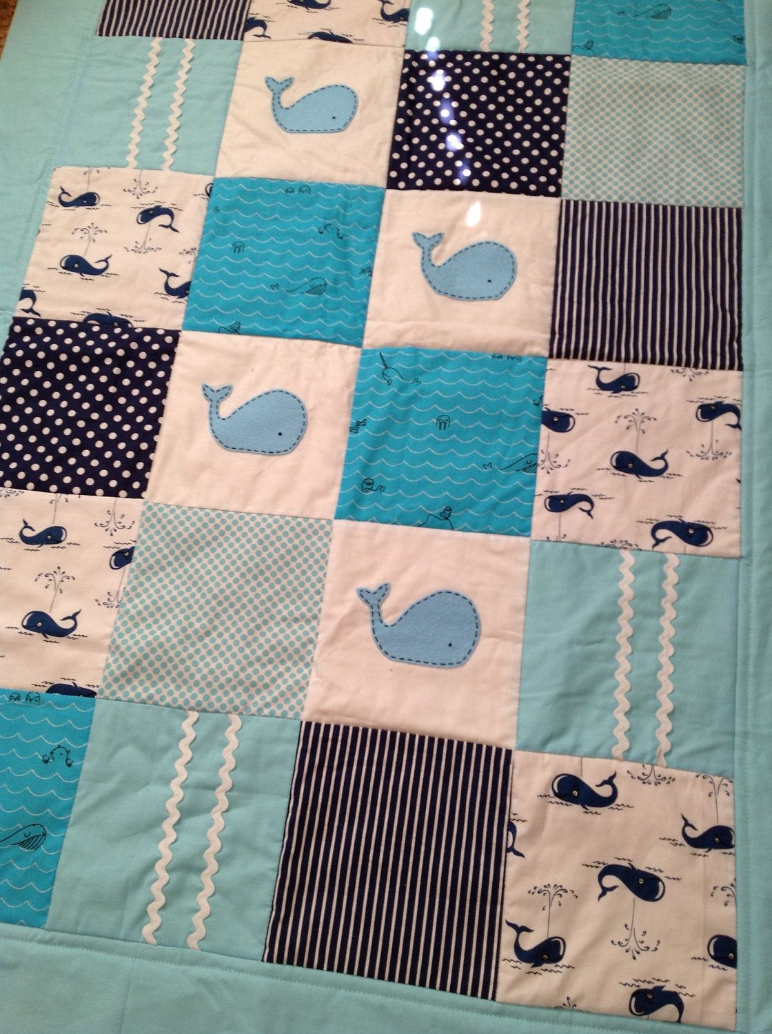 Nautical Patchwork Angie I M Decorating Your Nursery