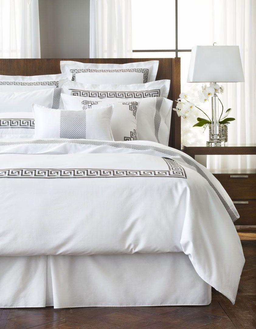 Gluckstein Home Rhodes Grey Bed