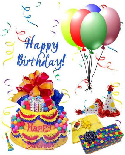 Graphics » Happy Birthday