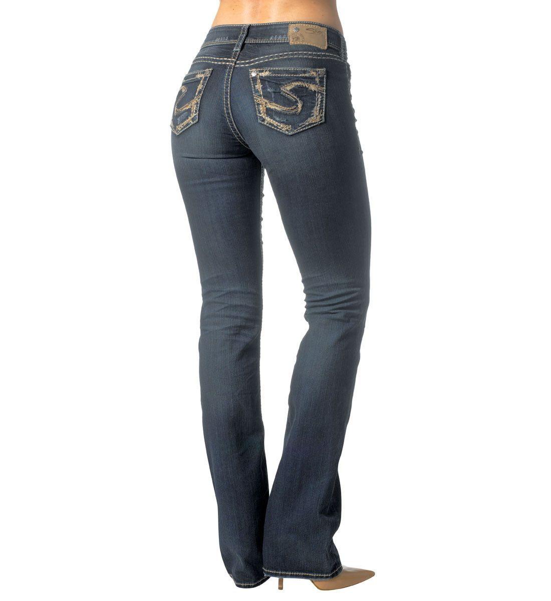 Silver Jeans Co. SUKI 17