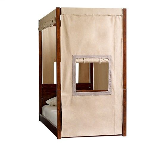 Oh My Goodness I Want This For Myself Sawyer Canopy Bed