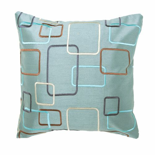 Softline Home Fashions Edrine Pillow & Reviews | Wayfair