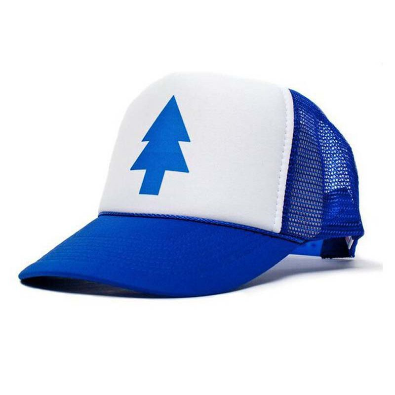 YOUTH SIZE DIPPER HAT Gravity Falls Trucker Cap Child/'s HALLOWEEN COSTUME NEW